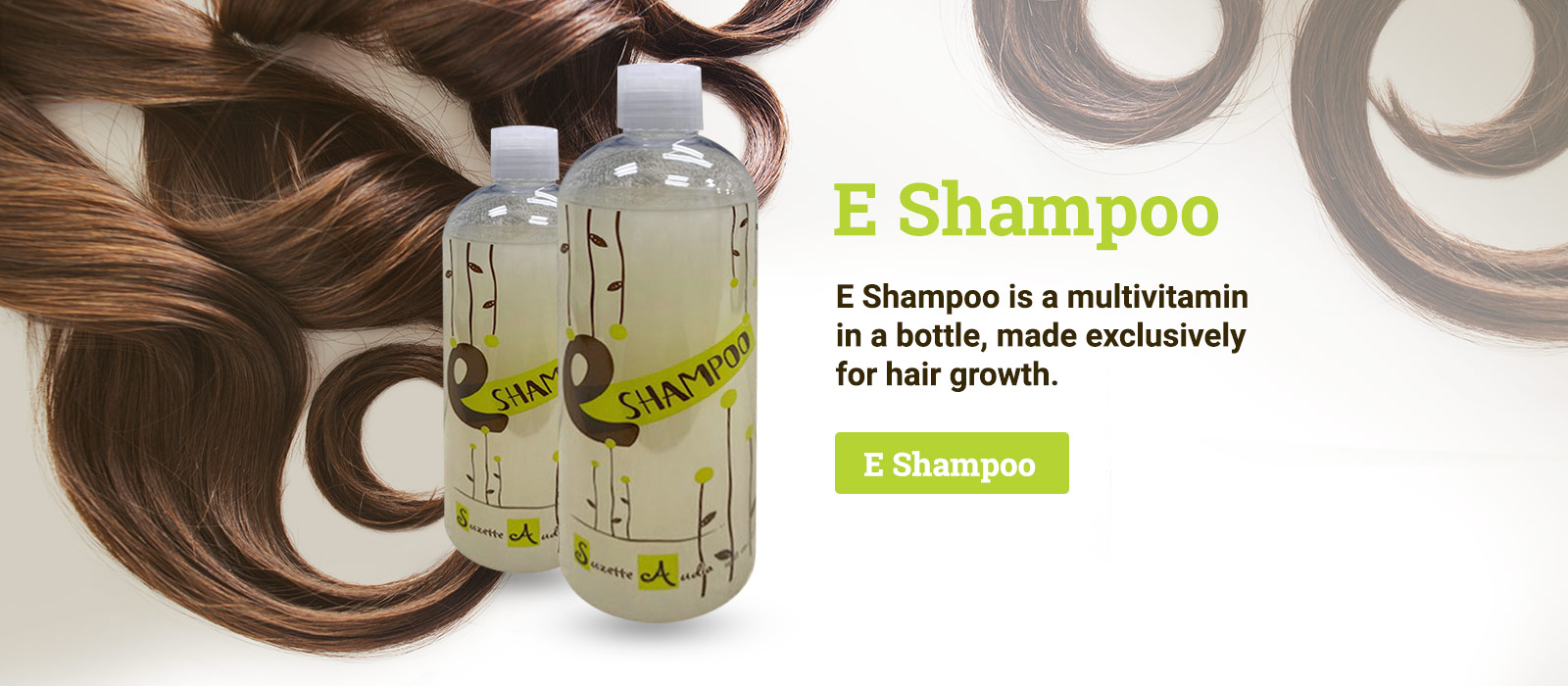 E Shampoo - E Products for Hair Growth